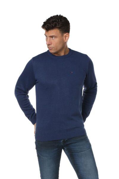 Sweter JOHN jeansowy