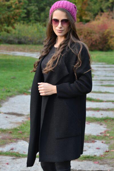 Kardigan ASAY czarny