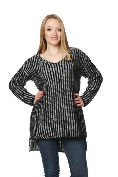 Sweter CHLOE czarny
