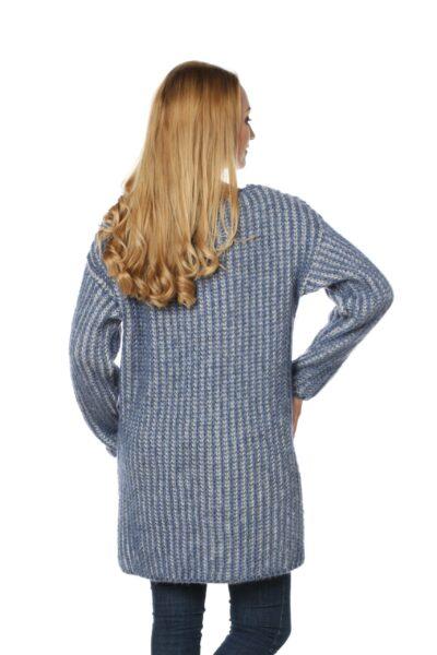 Sweter CHLOE błękitny
