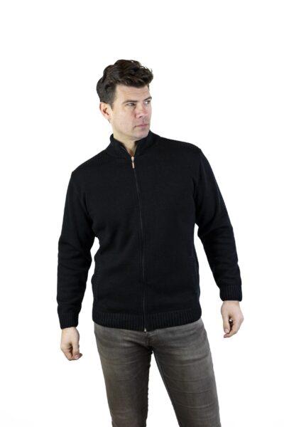 Sweter EVAN czarny
