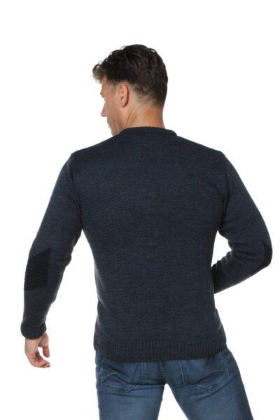 Sweter FORX jenasowy