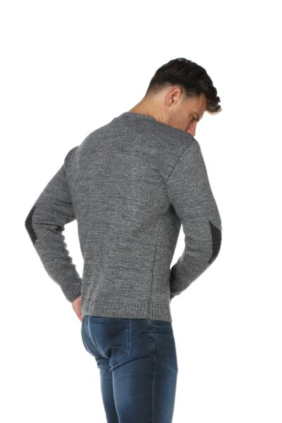 Sweter FORX szary