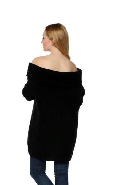 Sweter HONEY czarny