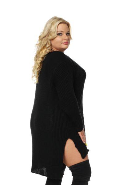 Sweter LUKRECJA czarny