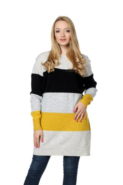 Sweter SUSAN żółty