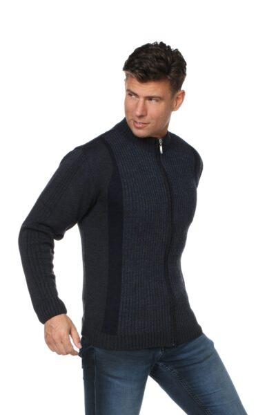 Sweter RAFAELL jeansowy