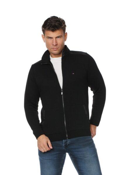Sweter ROX czarny