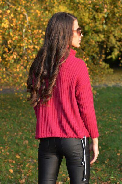 Sweter WITNEY różowy